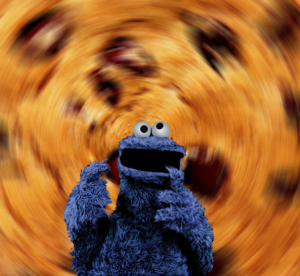 Cookie Monster Vertigo